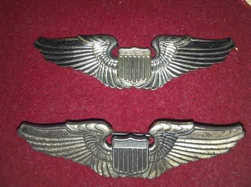 Gemsco wings? Originals?