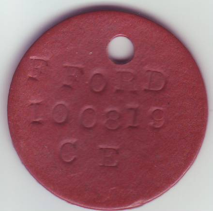 British I.D tag assistance reqired