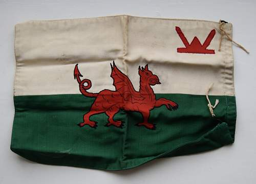 Click image for larger version.  Name:53rd Welsh div officers or staff car pennant 2.jpg Views:5 Size:201.2 KB ID:923956
