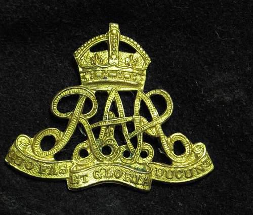 Click image for larger version.  Name:RAA badge.JPG Views:5 Size:290.6 KB ID:931017