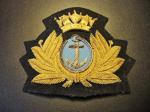 shipping liner badge