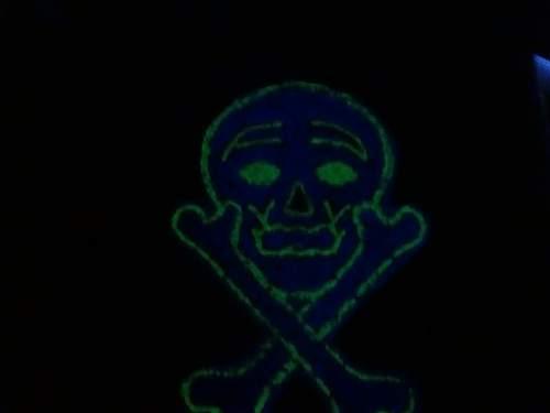 Glowing TK patch?