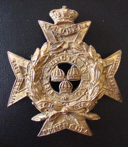 what is this badge supposed to be?
