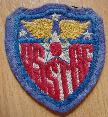 USAF badges for review please!