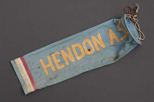 Hendon Air Station Windsock