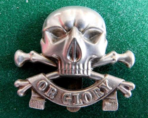17th/21st Lancers Motto