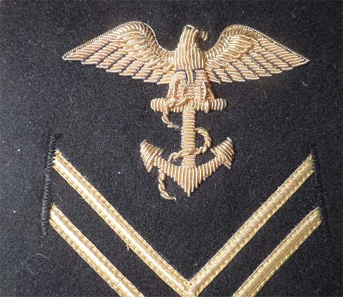 Help with Naval Patch