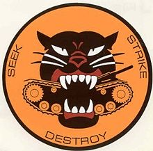 Tank destroyers insignia plus tanks