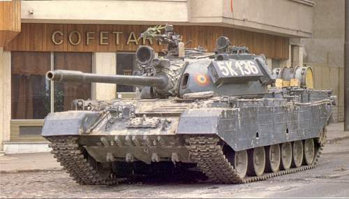 identification markings on Warsaw Pact vehicles