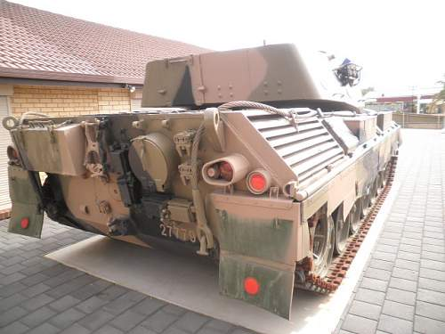 For the tank spotters