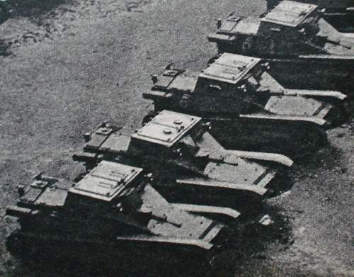 Question: Type of Tankette ?