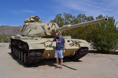 George S. Patton Museum Palm Springs California
