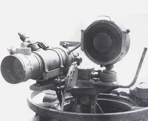 Tank night optic?