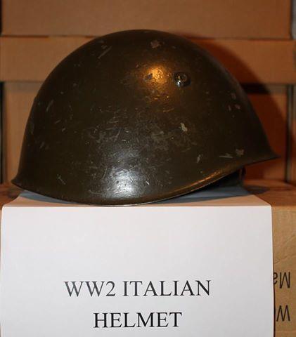 WW2 Italian M33
