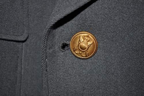 Italian Army Officer Uniform M34