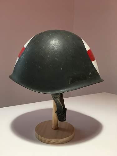 M33 helmet-medic