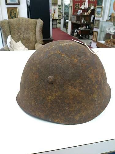 Italian Helmet(Real Or Fake?)