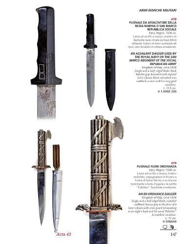 fideliter dagger