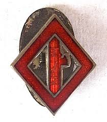 Unknown PNF Lapel Badge for ID