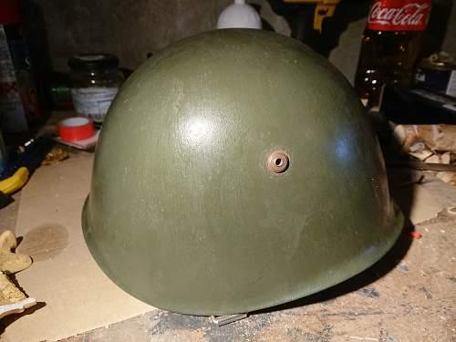 M33 helmet.