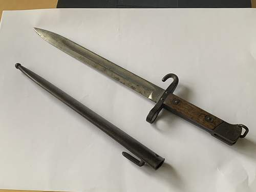 Bayonet Identification help