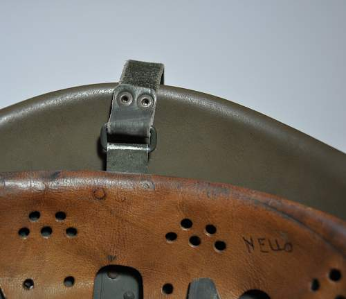 Italian M33, or M33/47? Just got this helmet, trying to narrow it down and figure it out.