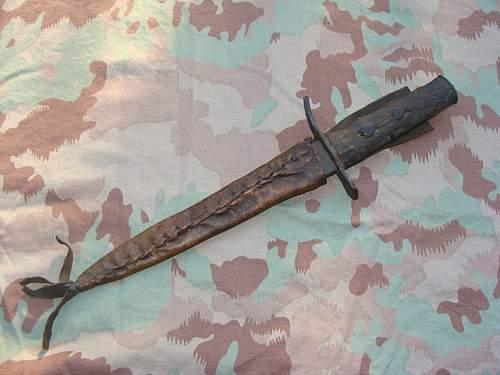 MVSN combat knife