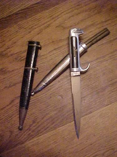 MSVN Italian Dagger