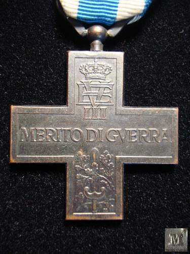 Italian War Merit Medal