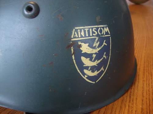 Italian M33 Antisom