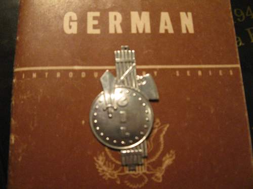 Is this a WWII GIL badge