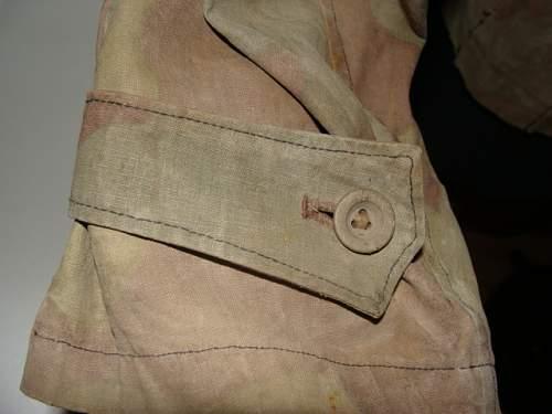 Italian WW2, Camo Jacket,original