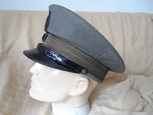 Opinions about this Italian cap.