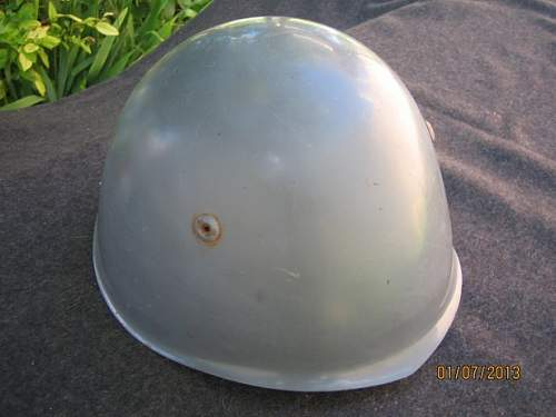 Is this a period M33 shell?