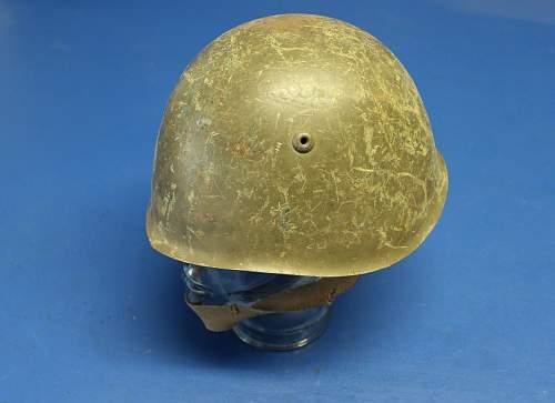WW2 Italian helmet