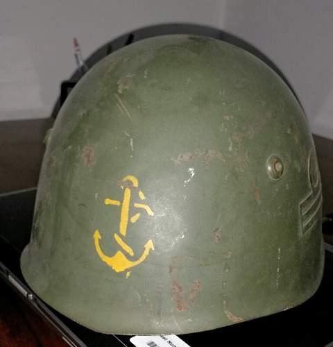 M33 RSI Navy helmet