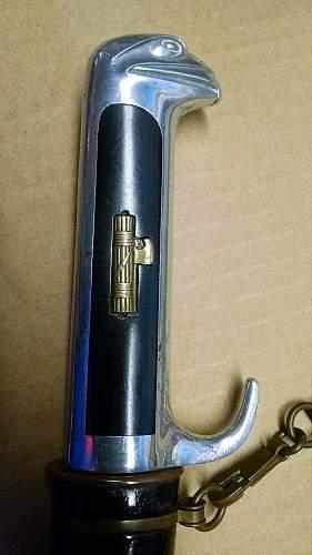 MVSN Chained Dagger