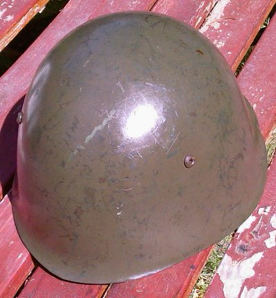 M33 or Cuban helmets??