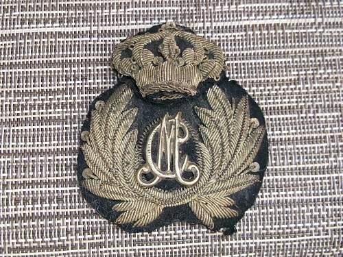 Cap badge. Need help identifying