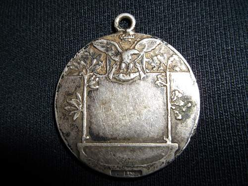 Unidentified Medal
