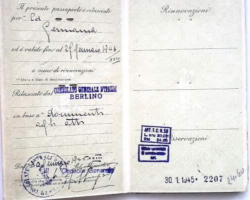 RSI diplomats in Berlin?
