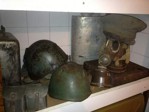 My italian relic collection