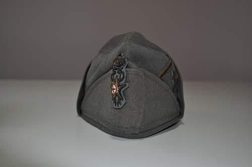 Regio Esercito field cap Mod. 1934