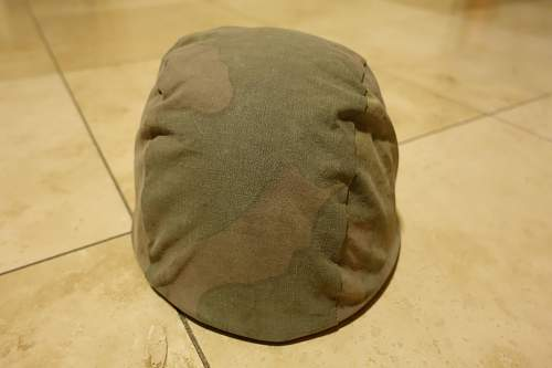 M33 Helmet and Cover Identification Help