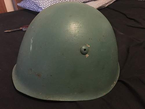 Repainted WW2 produced M33