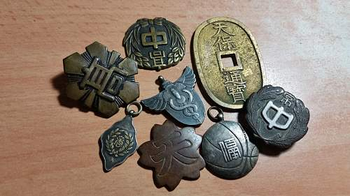 Are any of these items Military related?