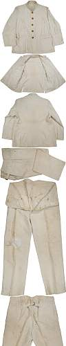 WW2 IJN Officer pants