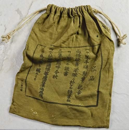 Comfort Bag