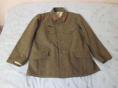 Type 3 Japanese Tunic