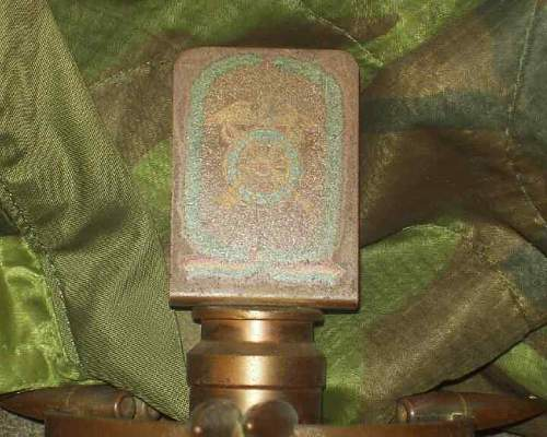 USN and Japanese Trench Art.